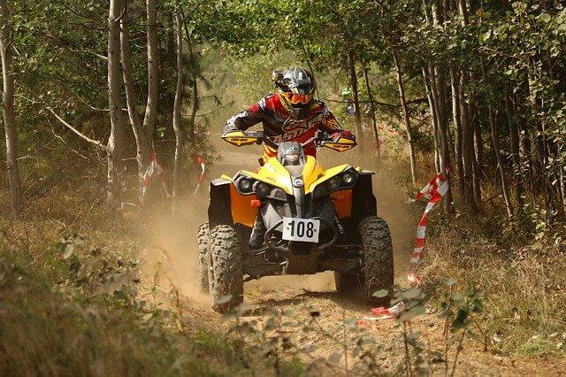 <h4>Northern Wisconsin's Best ATV Trails</h4>