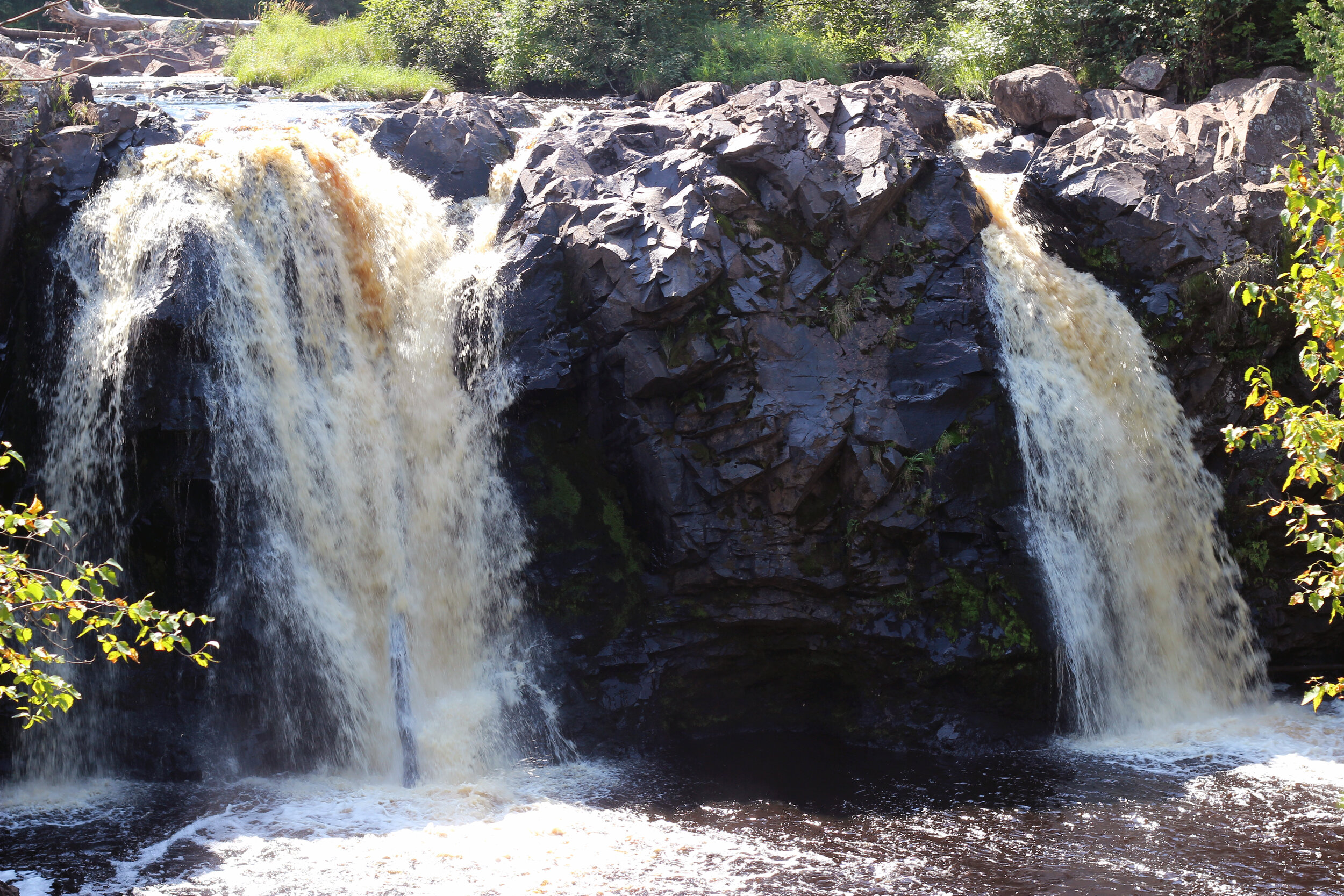 <h4> 10 Amazing Waterfalls in Northern Wisconsin </h4>