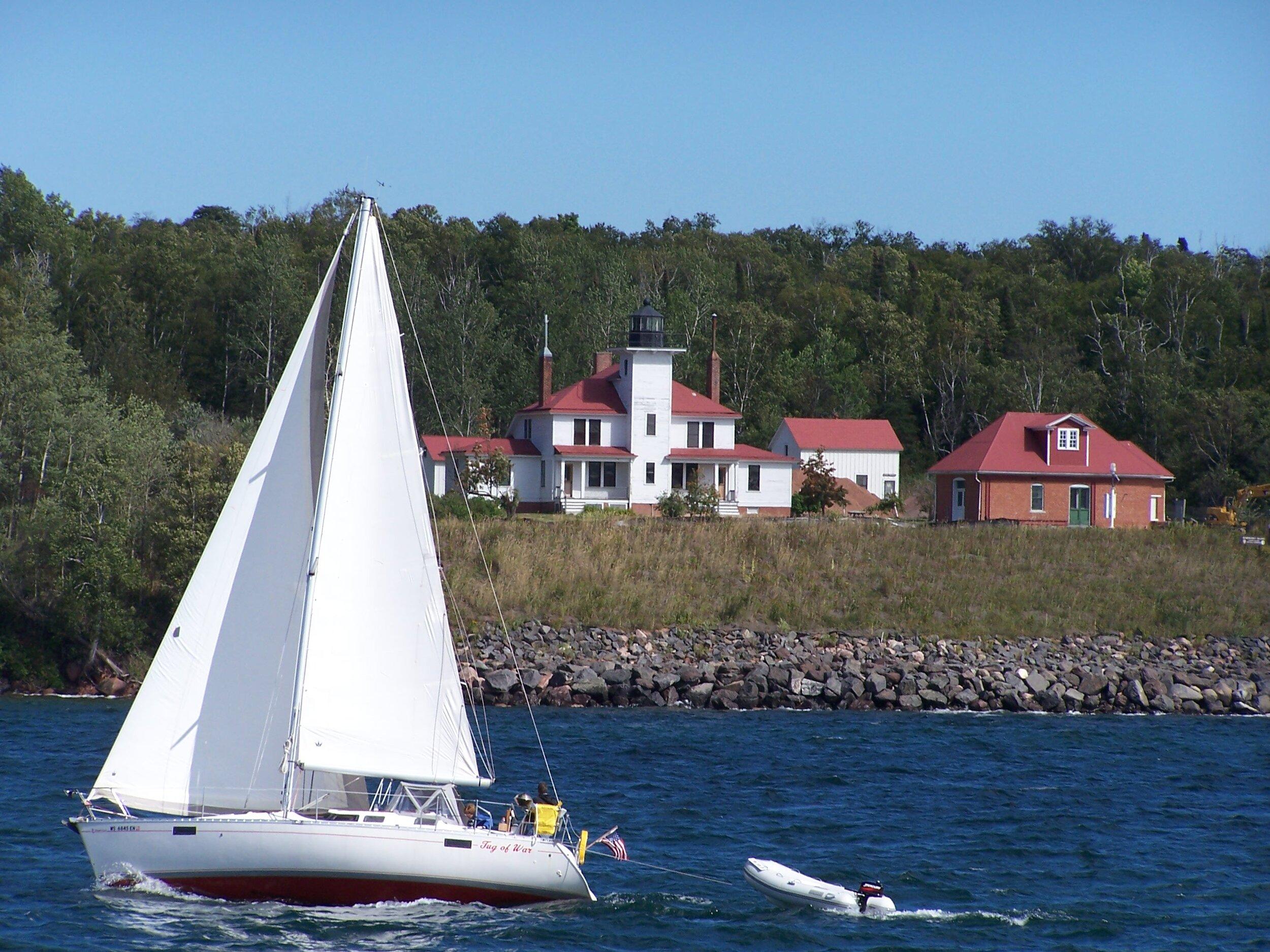 <h4> Apostle Islands National Lakeshore </h4>